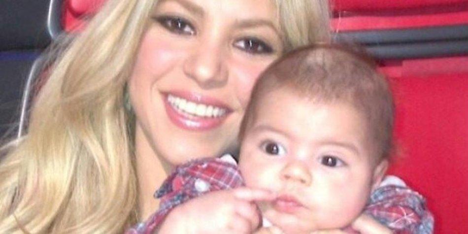 Shakira will ihr Baby schützen
