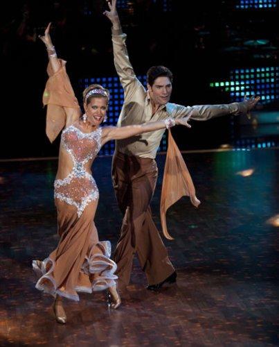 Die Let's Dance-Teilnehmerin Sylvie van der Vaart