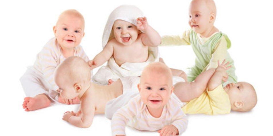 Geburtenrate im Baden-Württemberg stabil