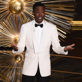 Host Chris Rock speaks on stage at the 88th Oscars on February 28, 2016 in Hollywood, California. AFP PHOTO / MARK RALSTON / AFP / MARK RALSTON (Photo credit should read MARK RALSTON/AFP/Getty Images)