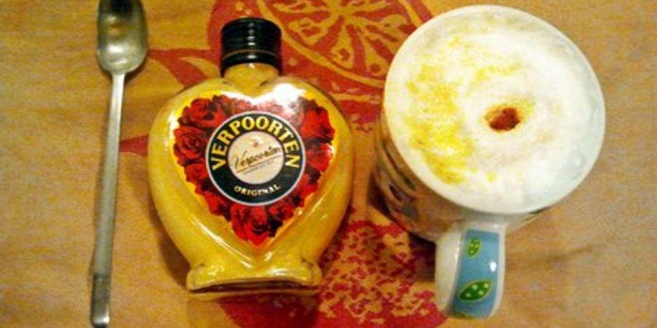 I Heart VERPOORTEN ORIGINAL Eierlikör Kakaffee