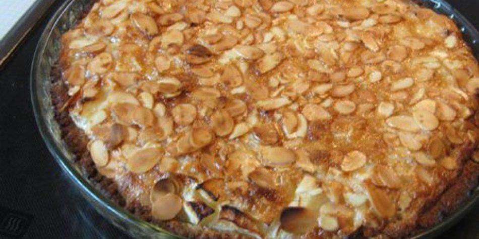 Apfelmakronenkuchen