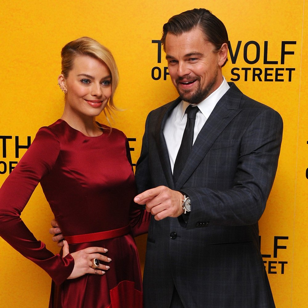 Leonardo DiCaprio: So war die Sexszene mit Margot Robbie