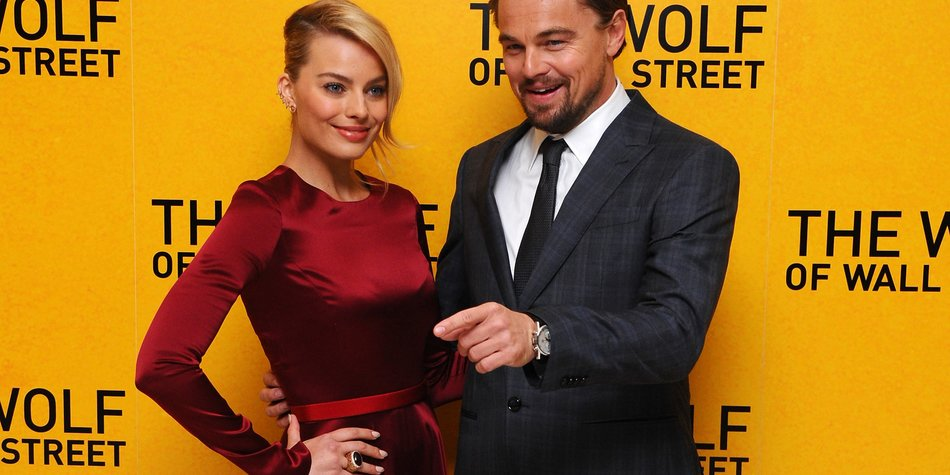 Leonardo DiCaprio: So war die Sexszene mit Margot Robbie