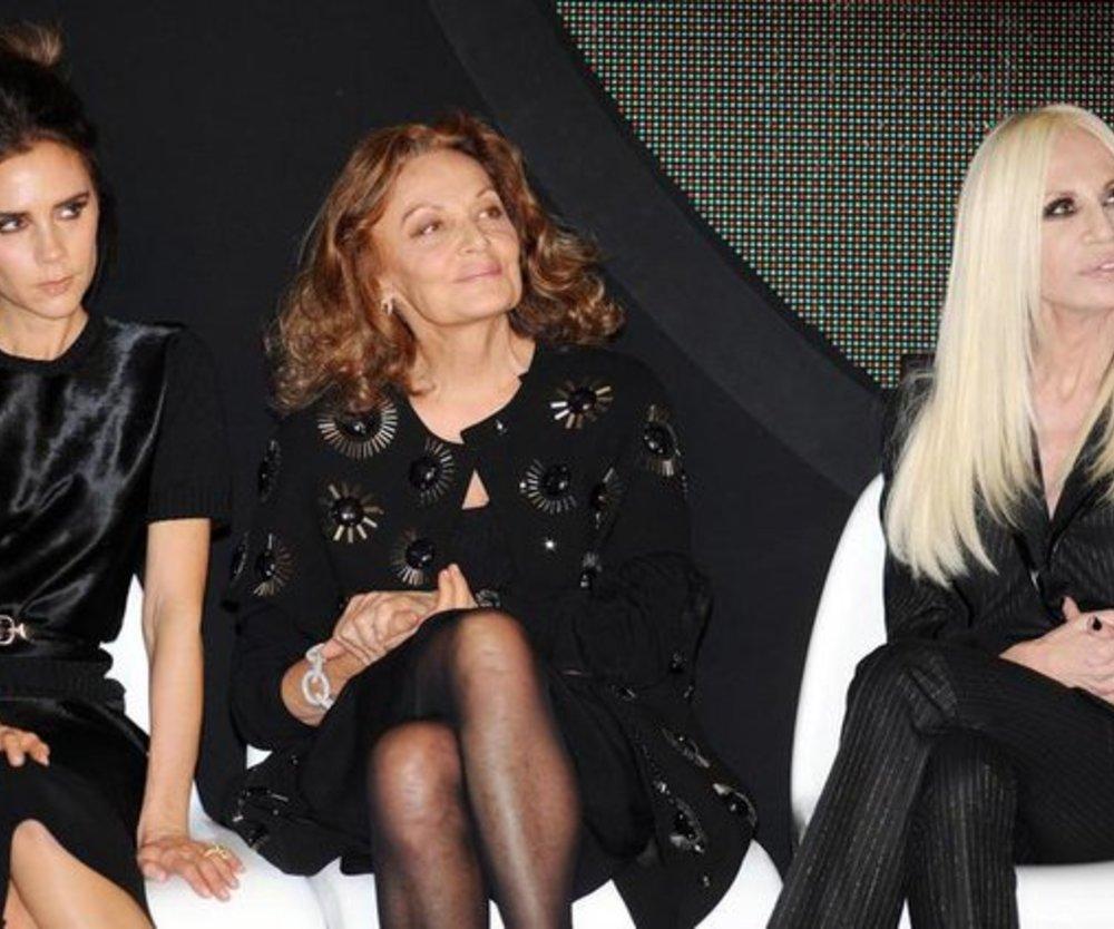 Highlights der London Fashion Week 2013: Victoria Beckham