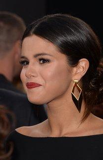 Selena Gomez: Edler Haarknoten