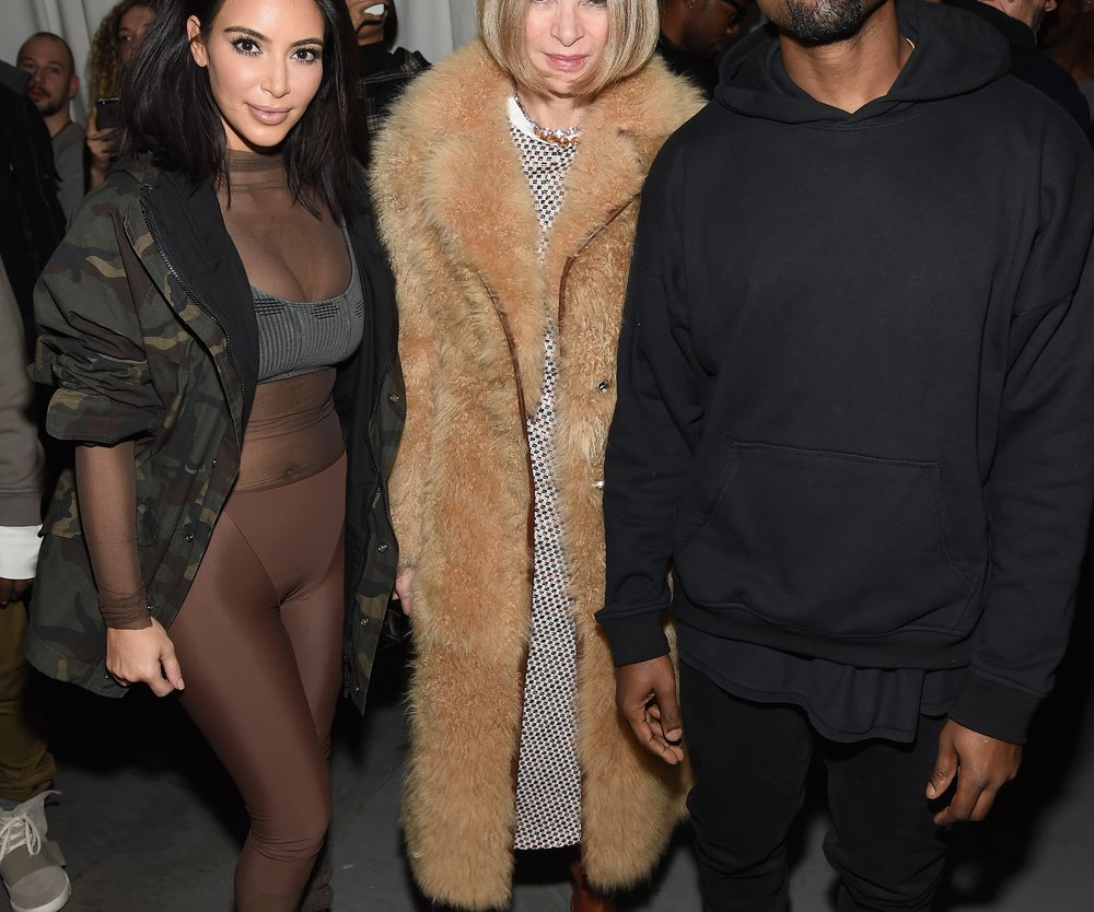 Kim Kardashian: Anna Wintour erteilt North West Fashion Show-Verbot
