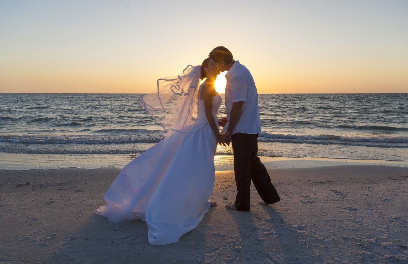 Hochzeitsmotto - Strand