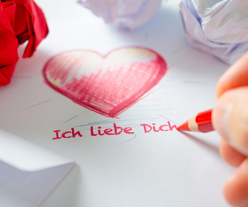 Süße Texte