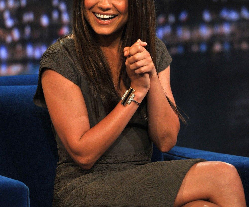 Mila Kunis spricht russisch