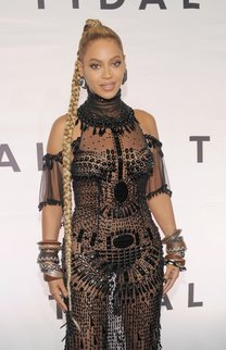 Beyoncé: Rapunzel-Zopf