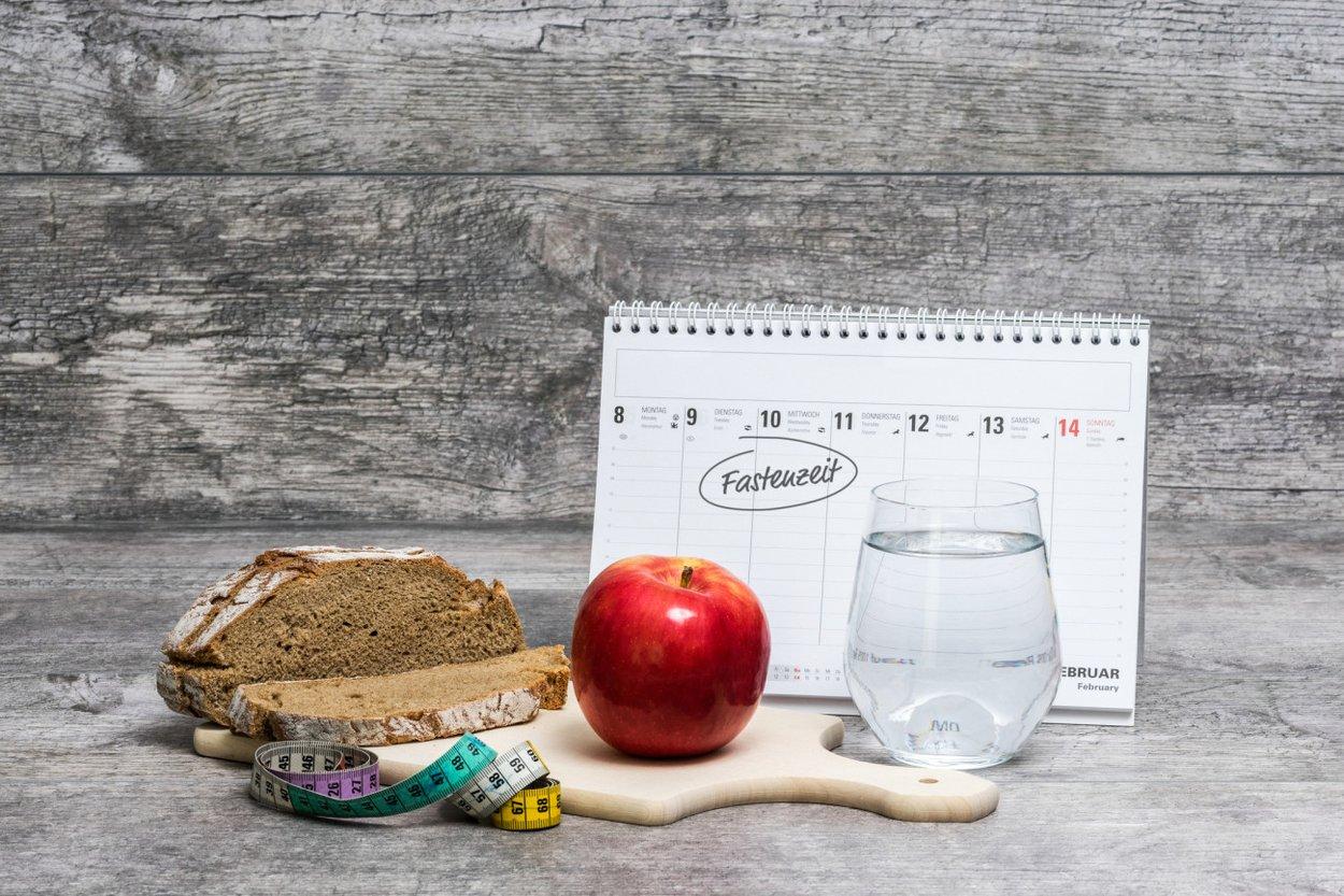 Fasten in der 5 zu 2 Diät