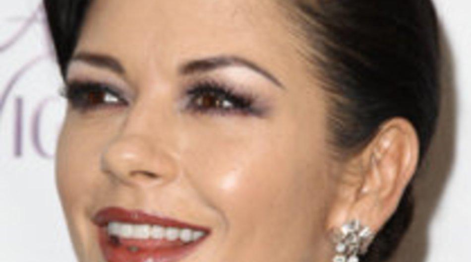 Catherine Zeta-Jones hat eine modebewusste Tochter