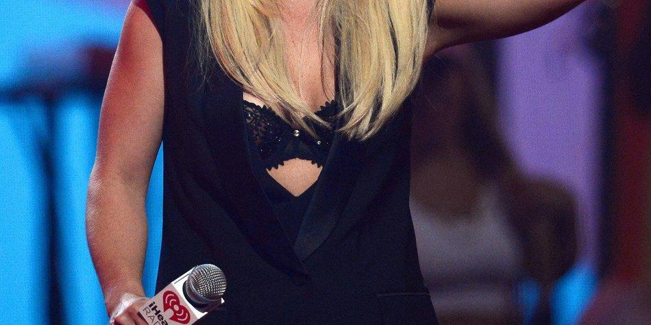 Britney Spears denkt ans Aufhören
