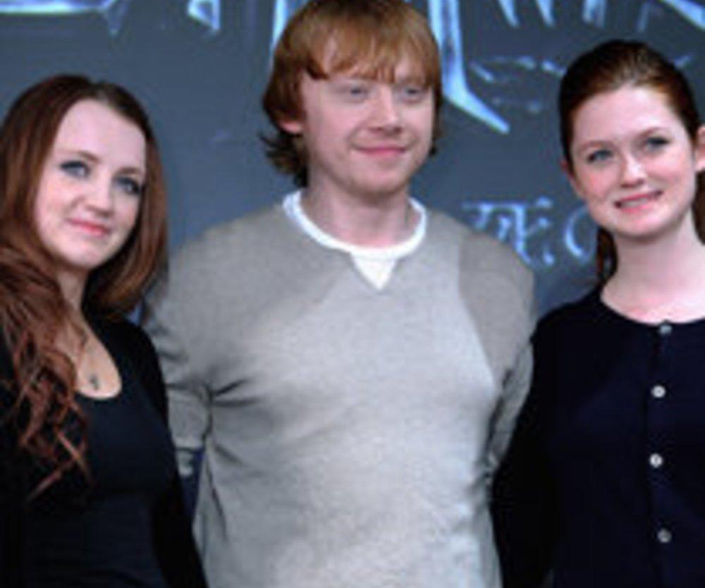 Harry Potter-Stars in Japan