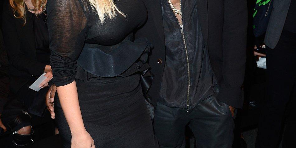 Kanye West: Ist seine Verlobung mit Kim Kardashian bald im TV zu sehen?