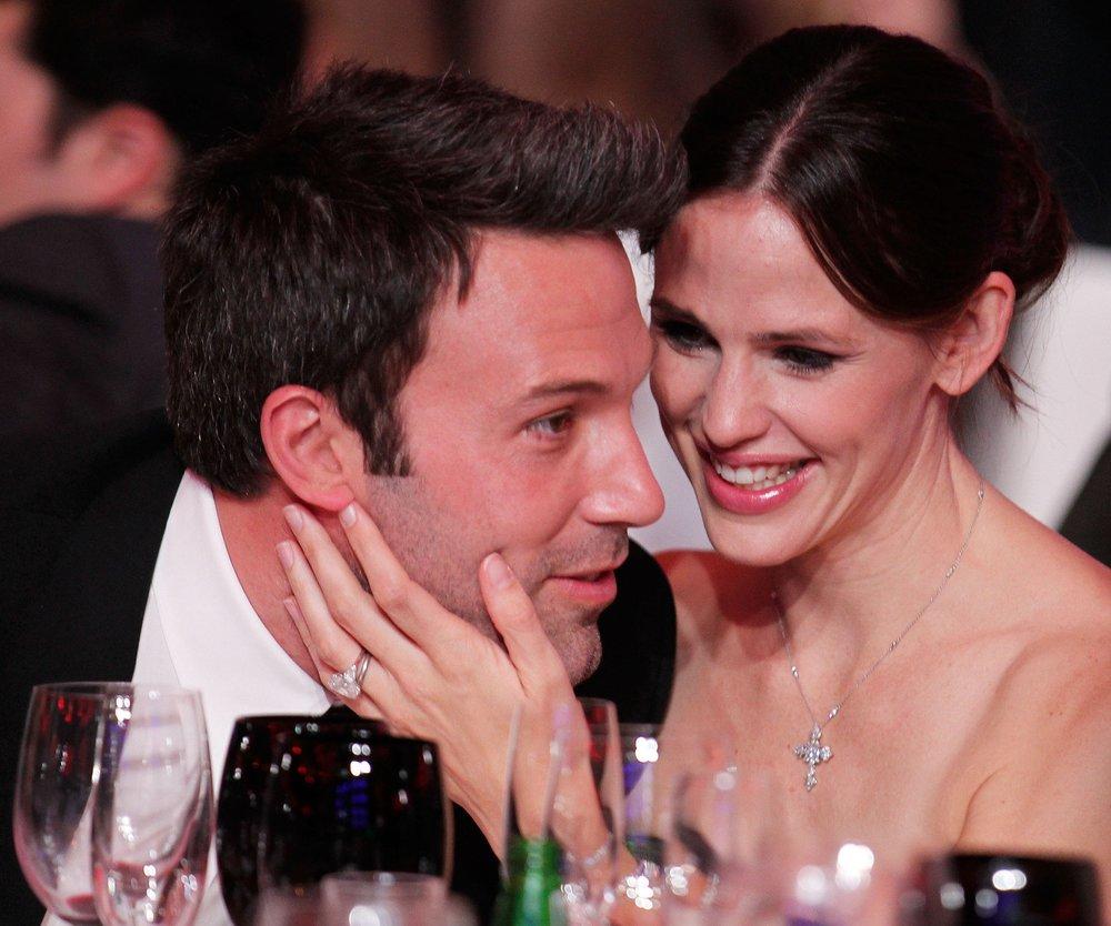 Ben Affleck macht Jennifer Garner eine Liebeserklärung!