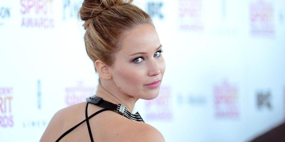 Jennifer Lawrence: Ich trinke, ich fluche und ich esse Pizza