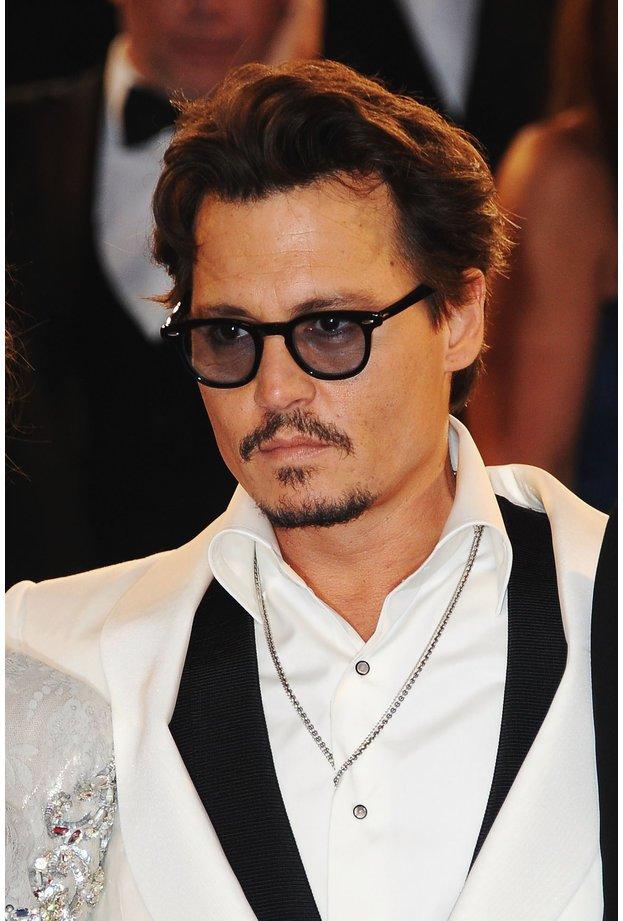Johnny Depp spielt in The Rum Diary einen Journlisten