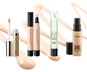 Dior, Clinique, Shiseido, Max Factor, MAC, Smashbox