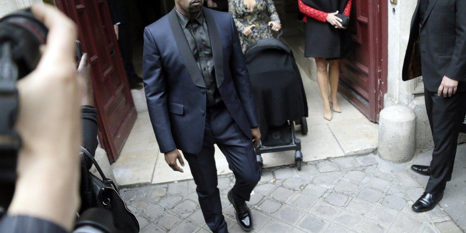Kanye West: Wird sein Haus zum Gesundheitszentrum?