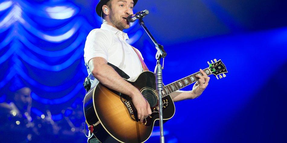 Justin Timberlake kommt bald nach Deutschland!
