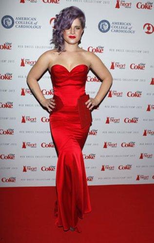 Kelly Osbourne als hinreißende