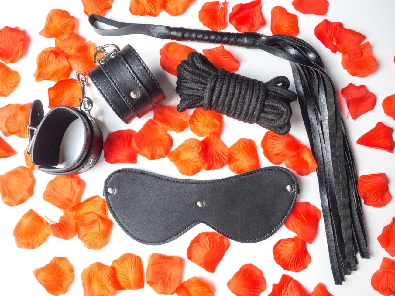 BDSM Instrumente Utensilien
