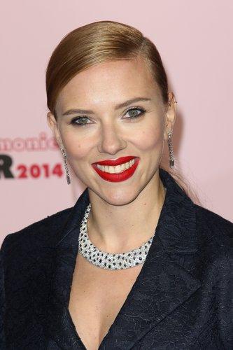 Scarlett Johansson: Ponytail im Sleek Look
