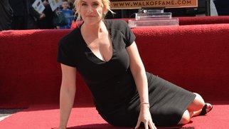 Kate Winslet empfängt ihren Stern auf dem Walk of Fame