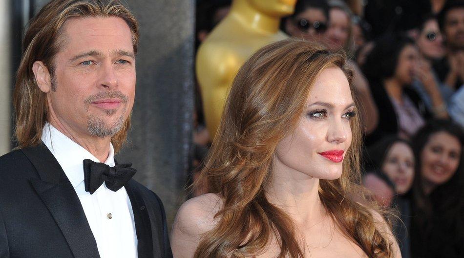 Brad Pitt und Angelina Jolie kaufen Luxus-Immobilie in London