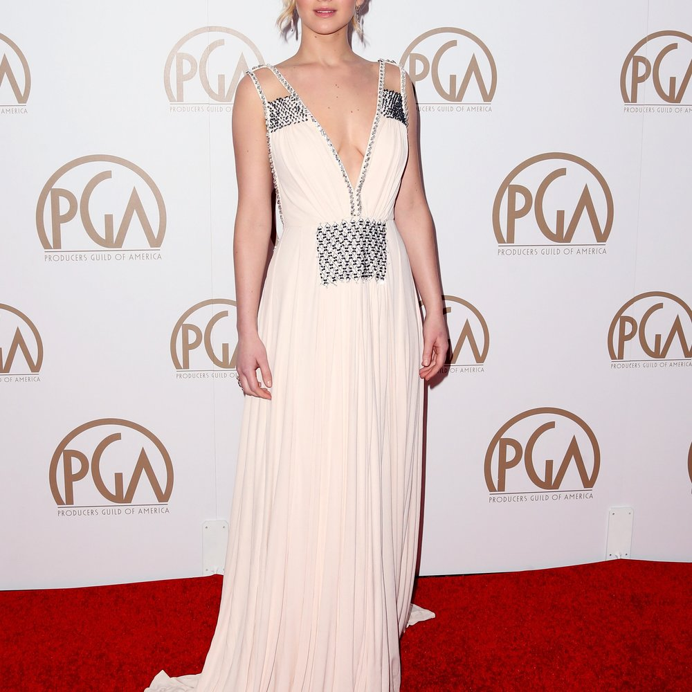Jennifer Lawrence: Spielt sie noch mal die Katniss?