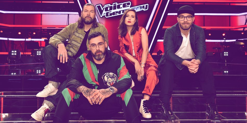 Sido Anzug The Voice The Voice Of Germany 2019 11 03