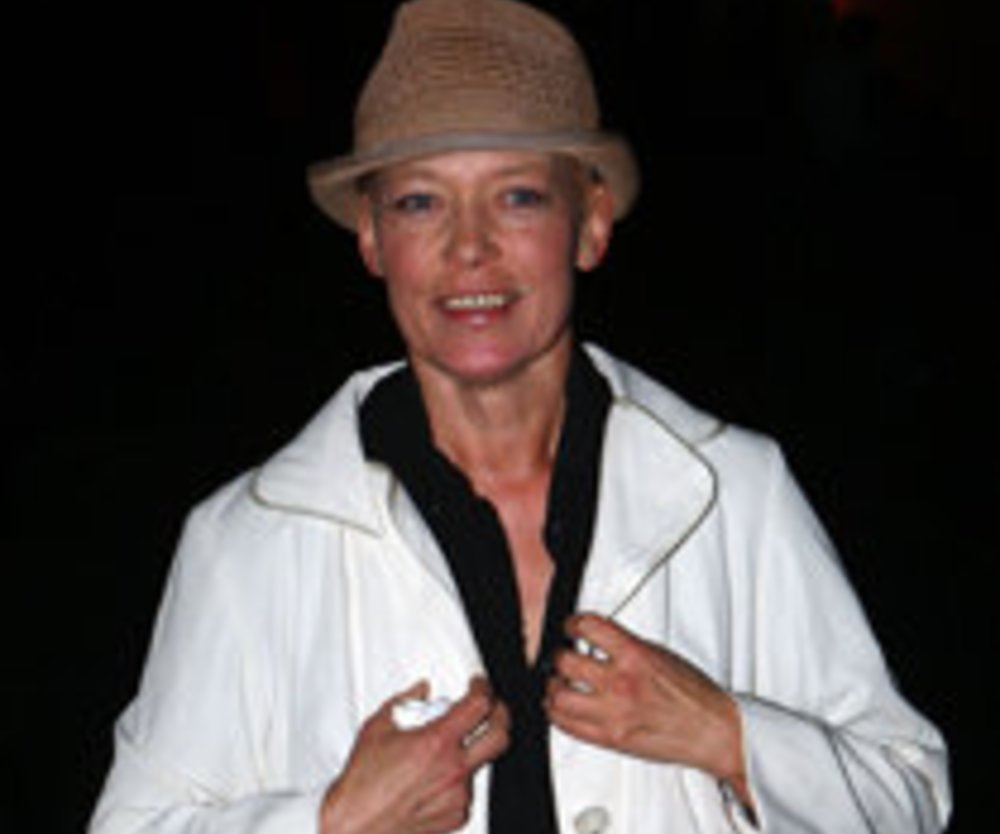 Barbara Rudnik verstorben