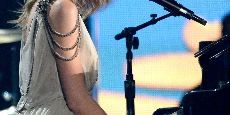 Taylor Swift: Nacktshooting, nein danke!