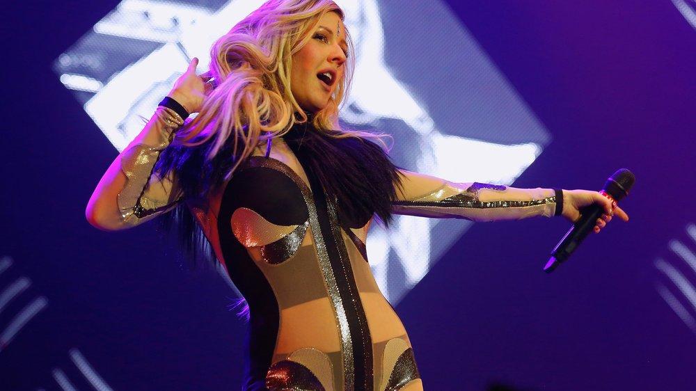 Ellie Goulding freut sich über ihren Promi-Fan