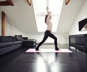 Yoga-Übungen für Zuhause