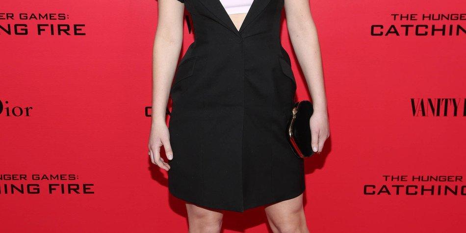 Jennifer Lawrence lädt eine Obdachlose zum Essen ein