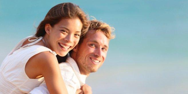 Luteinisierende Hormon: Glückliches Paar