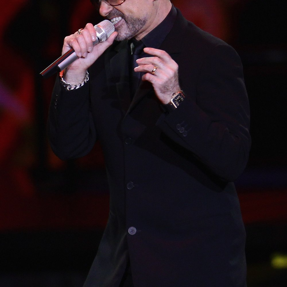 George Michael hat Lampenfieber
