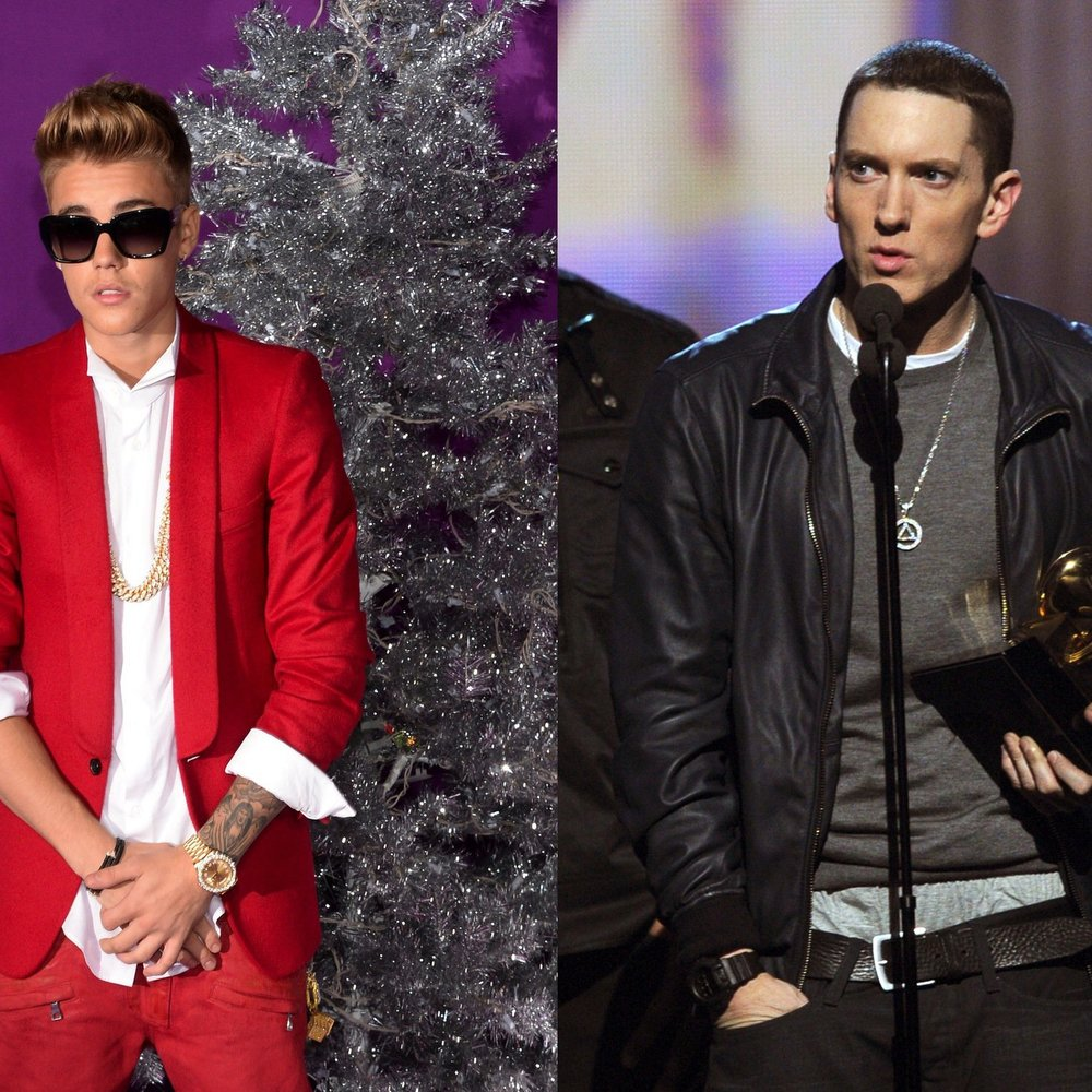 Justin Bieber: Eminem will ihm helfen