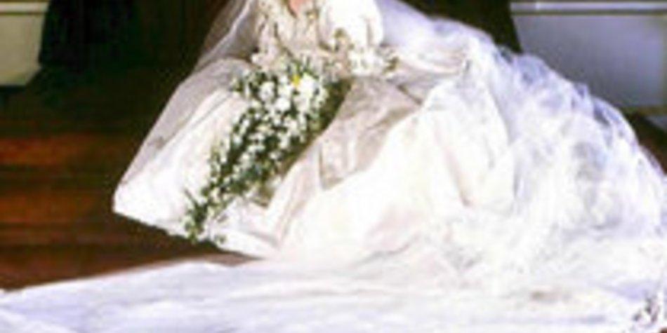 Prinzessin Diana: Ihr zweites Hochzeitskleid!