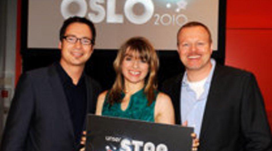 Unser Star für Oslo: Stefan Raab kann zufrieden ins Bett gehen