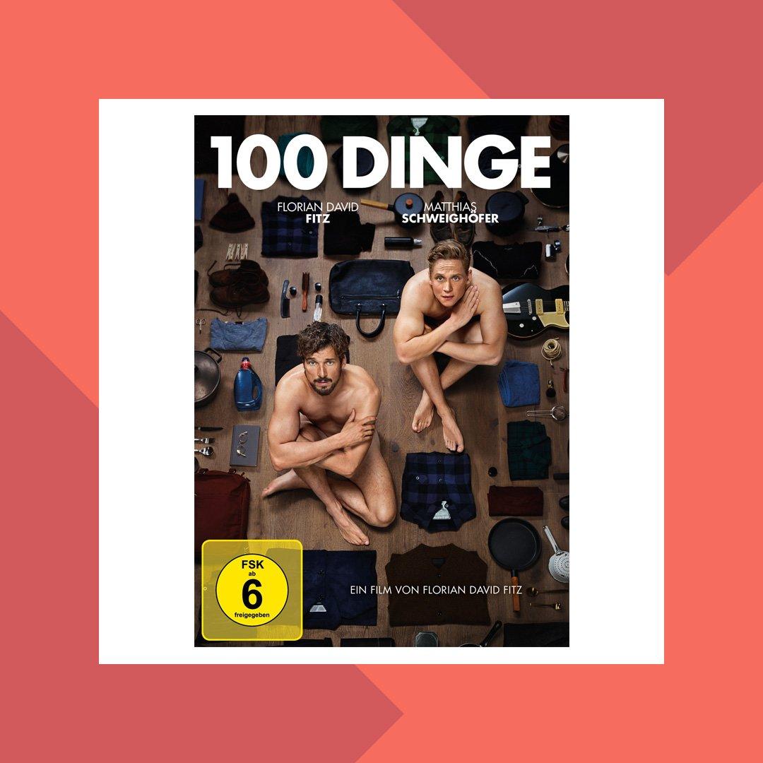 100 Dinge DVD