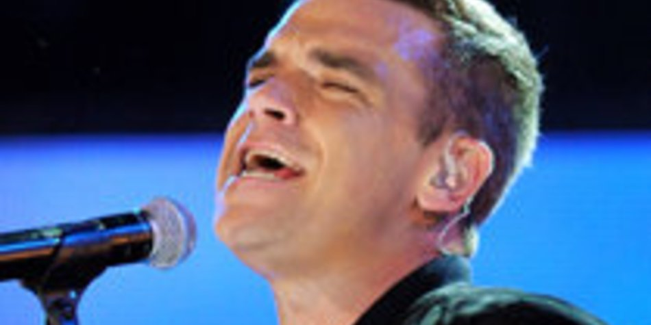 Robbie Williams: Kunst als neues Hobby