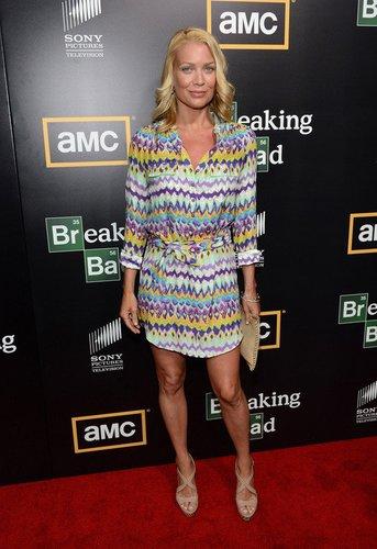 The Walking Dead-Darstellerin Laurie Holden.