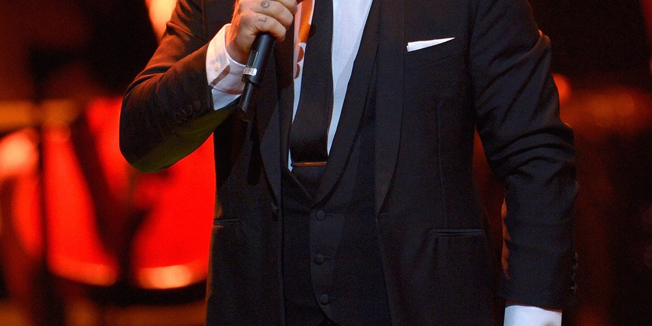 Robbie Williams: Die Drogen brachten ihn beinahe um
