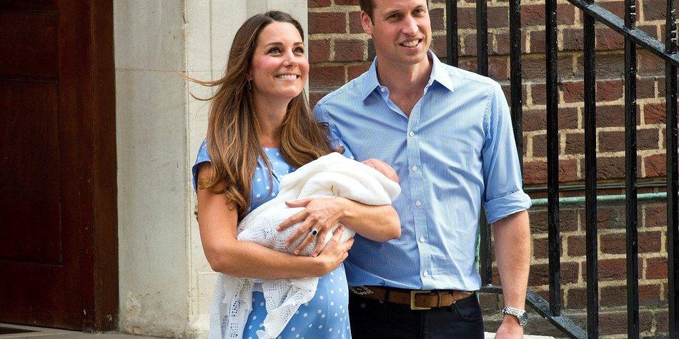 Prinz William: Prinz George hat ihn verändert