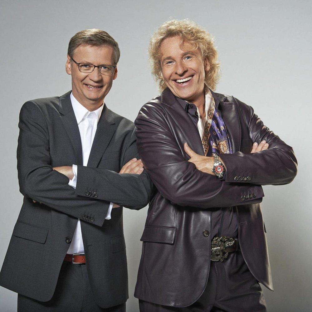 Thomas Gottschalk: Gemeinsame Show mit Günther Jauch