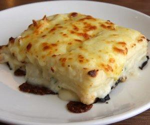 Lasagne ohne Fleisch